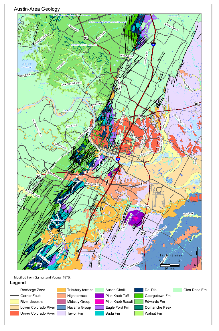 Geological Maps Of Texas Images